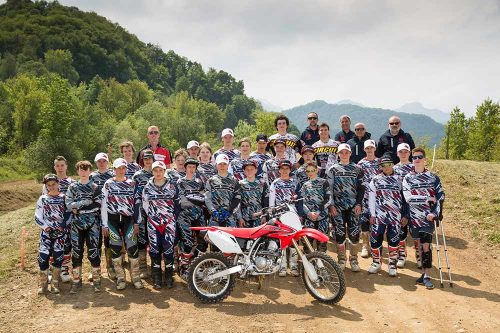 Honda Training Camp Boves - Lovemytraining