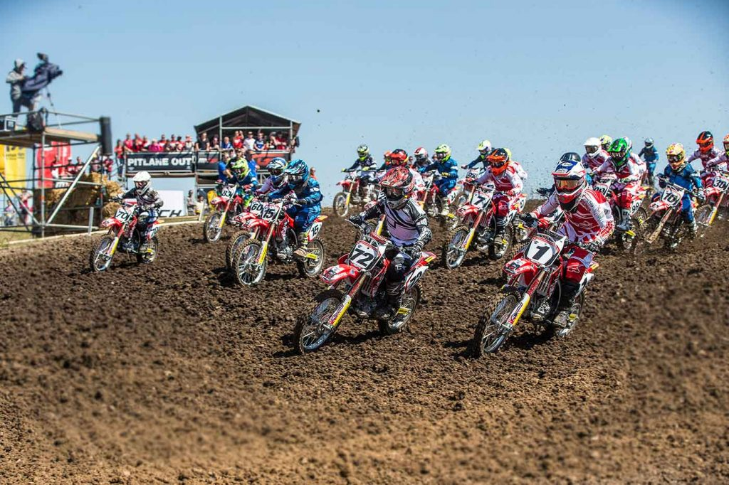 Honda Training Camp – 28-30.04.2017