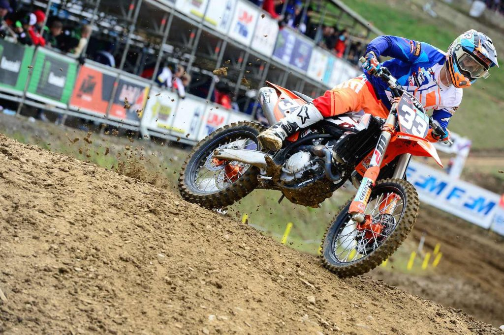LIEBER 6° in MX2 World Championship