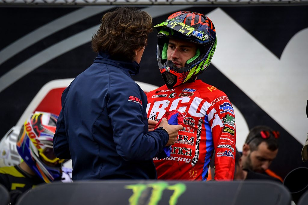 Second round of MXGP 2019 – Matterley Basin, Great Britain